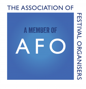 Member of the Association of festival Organisers